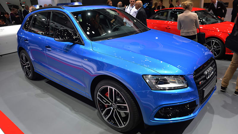 2018 Audi Sq5 Will Use 48 Volt Electric Supercharger