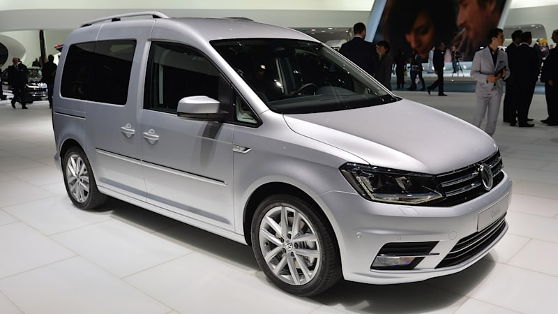 2016 volkswagen caddy photo gallery autoblog. Black Bedroom Furniture Sets. Home Design Ideas