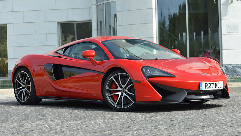 McLaren matches Ferrari with an extended warranty of up to 12 years