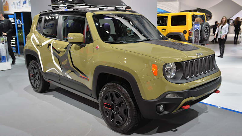 jeep renegade gets new duds courtesy of mopar autoblog. Black Bedroom Furniture Sets. Home Design Ideas