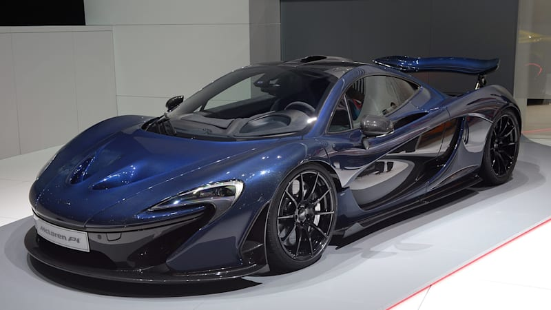 Image result for mclaren p1