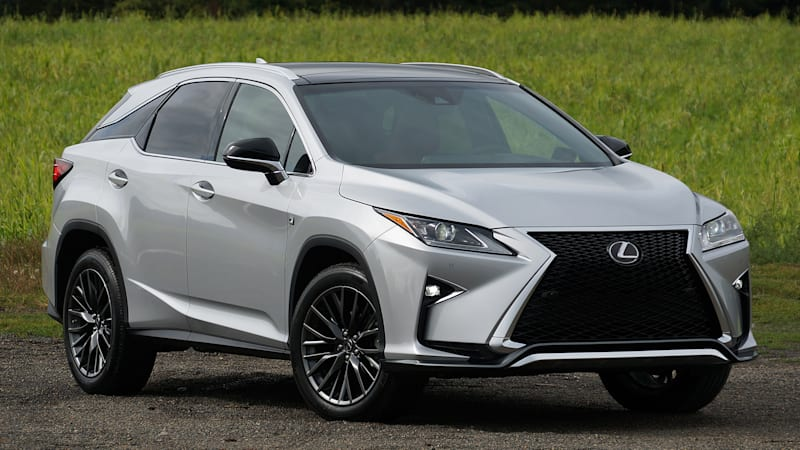 lexus recalls 2016 rx over knee airbag assembly motorgen. Black Bedroom Furniture Sets. Home Design Ideas
