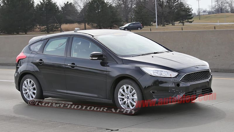 Next Ford Focus getting longer, wider