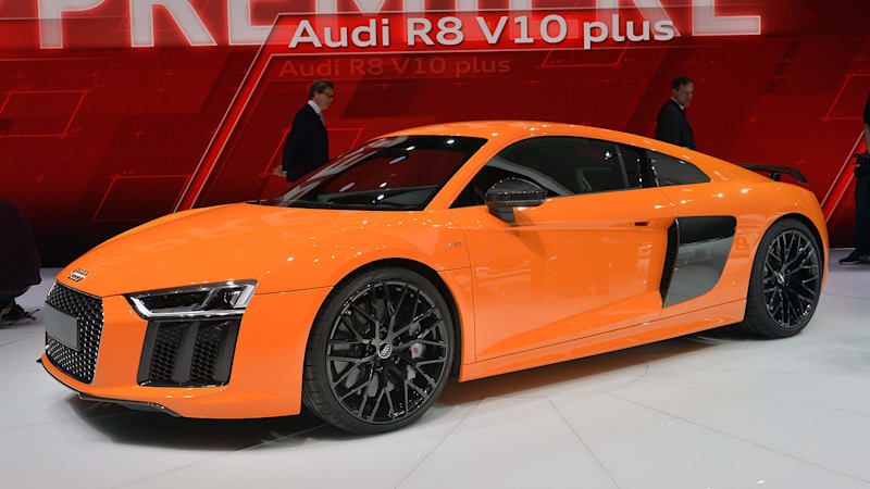 2016 audi r8 looks like a promising second chapter w video autoblog. Black Bedroom Furniture Sets. Home Design Ideas