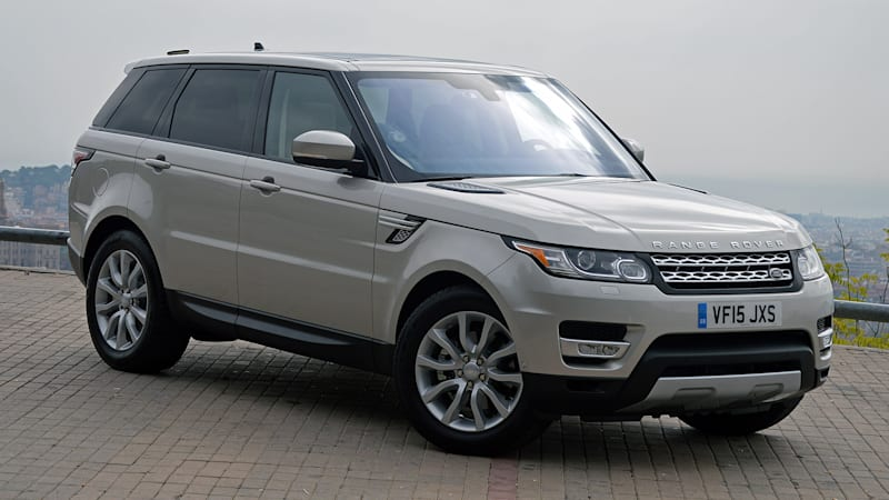 2016 land rover range rover sport td6 first drive mazdaspeed forums. Black Bedroom Furniture Sets. Home Design Ideas