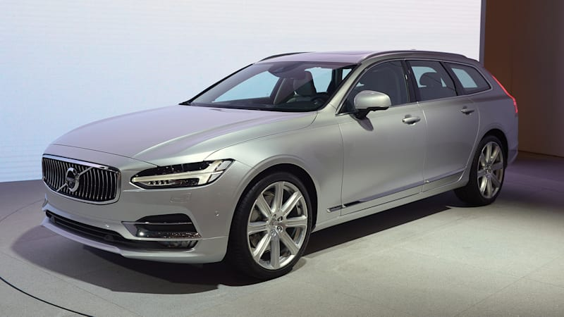 2017 Volvo V90 is one standout Swede - Autoblog