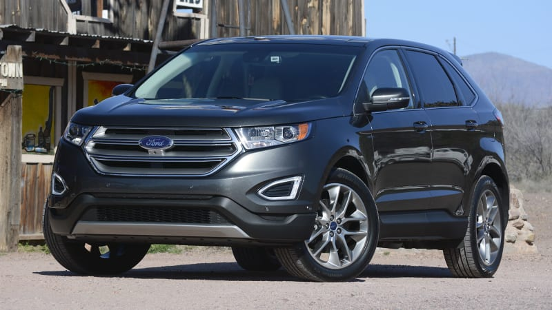 2015 ford edge first drive w videos autoblog