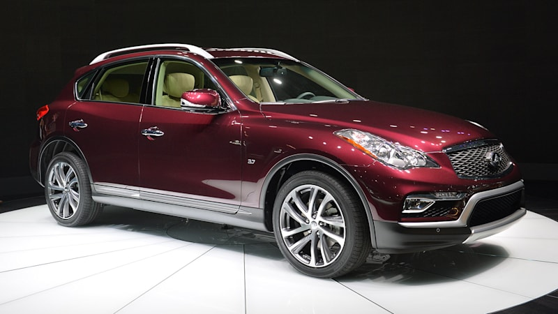 2016 infiniti qx50 is new and improved kind of w video autoblog. Black Bedroom Furniture Sets. Home Design Ideas