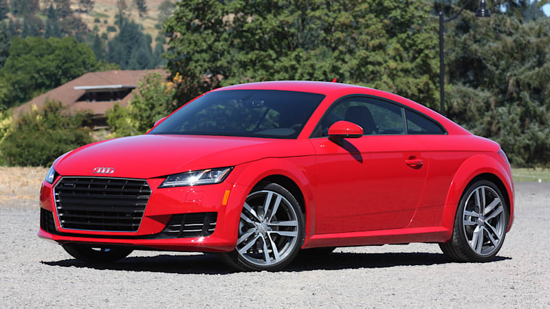 2016 Audi Tt Second Drive W Video