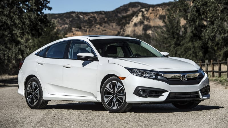 Honda Civic, Volvo XC90 named 2016 North American Car and Truck/Utility of the Year