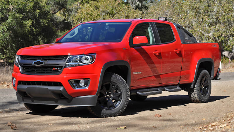 Gmc Canyon Chevy Colorado Diesels Finally Heading To Dealers