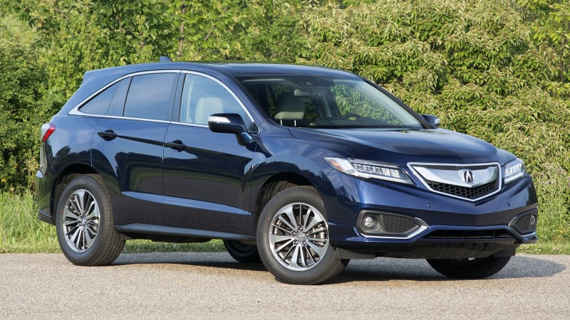 Original 2016 Acura RDX Review Wvideo  Autoblog