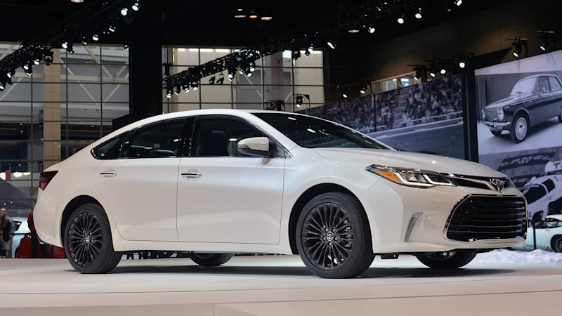 2016 Toyota Avalon: Chicago 2015