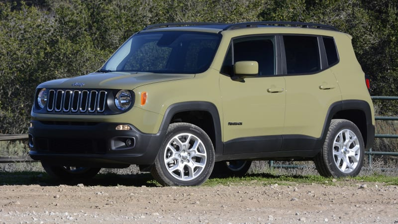 Jeep Renegade and Fiat 500X finally on the way to dealers