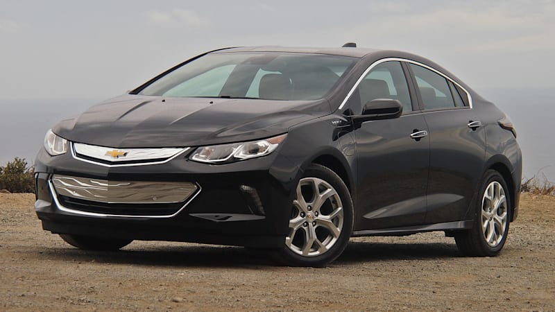 GM might share the Chevy Volt's powertrain tech with rivals