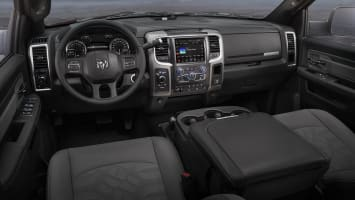 2017 ram power wagon update adds menacing new look autoblog. Black Bedroom Furniture Sets. Home Design Ideas