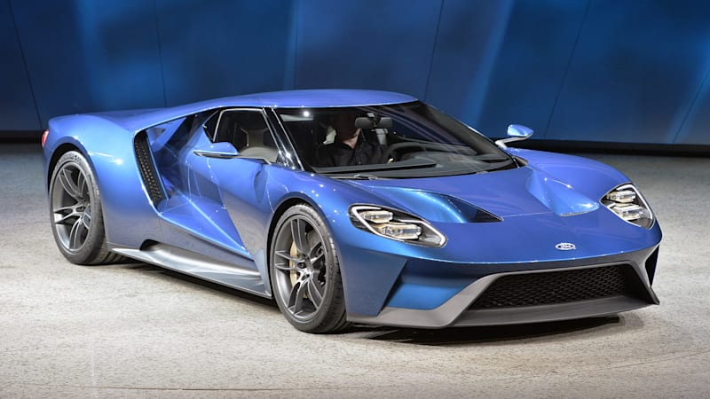 Ford Gt40 News And Information Autoblog