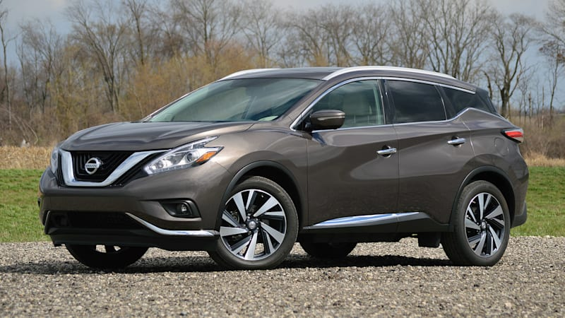 daily driver long term 2015 nissan murano autoblog. Black Bedroom Furniture Sets. Home Design Ideas