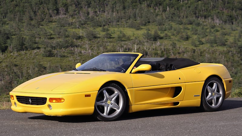 What I Learned After 5 600 Miles In A Ferrari F355 Spider