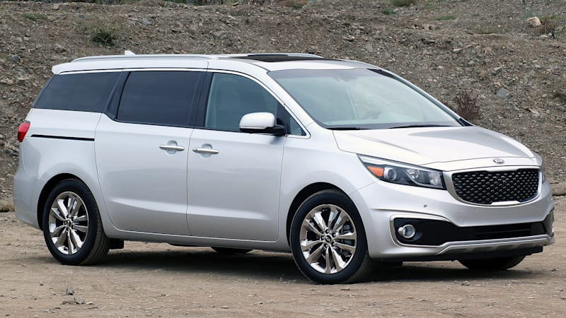 The 2015 Kia Sedona Doesnu0027t Shake Up The Big People Mover Formula, But Itu0027s  A Package That We Can Totally Get Behind.Continue Reading 2015 Kia Sedona  Review