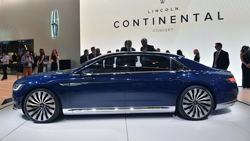 cadillac news weekly recap lincoln continental serves up the style cadilla. Black Bedroom Furniture Sets. Home Design Ideas