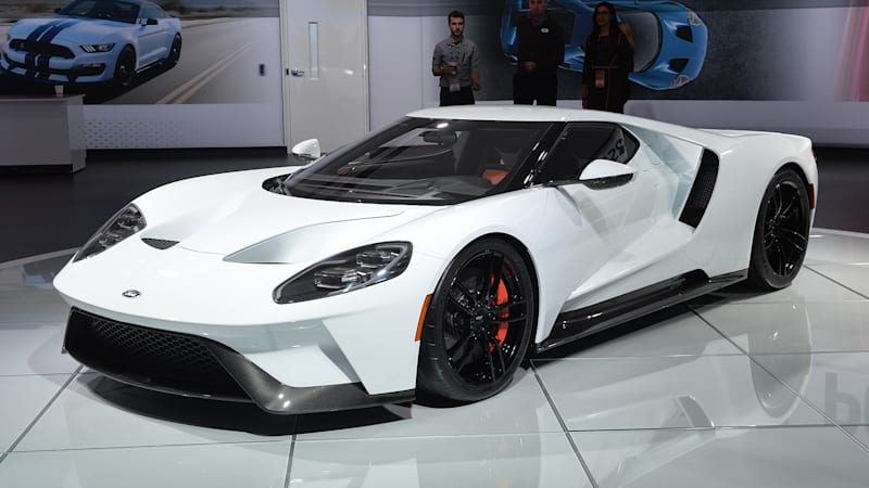 Ford GT has over 7,000 applications for just 500 cars