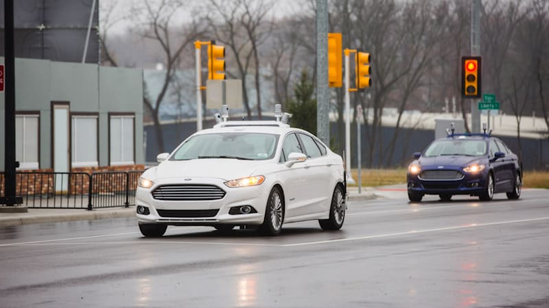 Ford beefs up autonomous car testing fleet