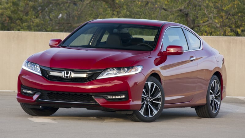 2016 Honda Accord Coupe V6 Quick Spin