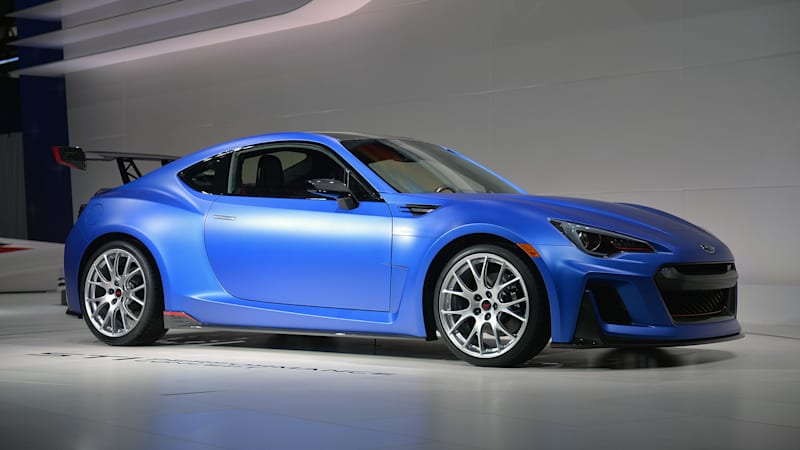 Toyota and Subaru file patents for performance FR-S and BRZ - Autoblog