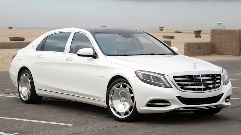 2016 mercedes maybach s600 review w video autoblog for Mercedes benz s600 price