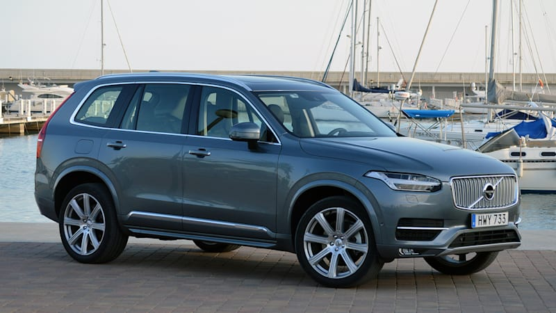Ordered 2016 XC90 R-Design but...