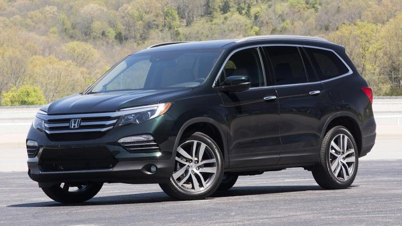 Honda recalling 1,400 units of 2016 Pilot to adjust seatbelts
