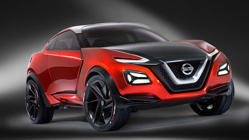 Next Nissan Juke to get new platform, hybrid option possible