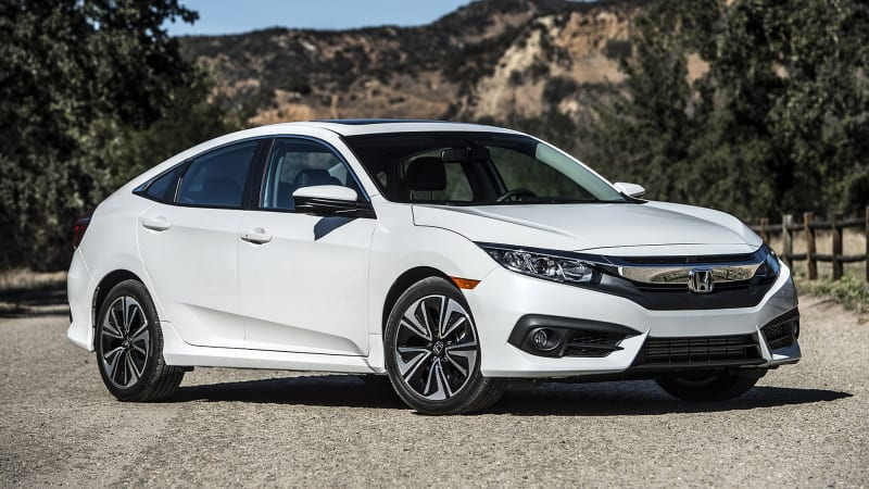 Honda issues stop sale on 2016 Civic with 2.0-liter engine