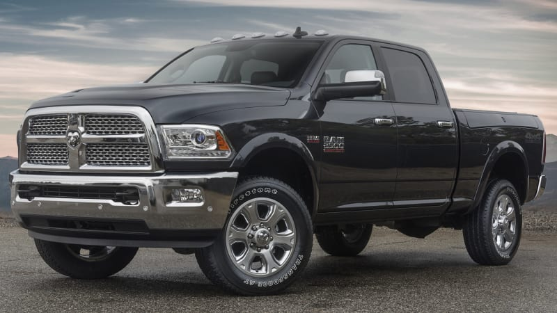 Ram 2500 Off-Road Pack targets Ford's FX4, Chevy's Z71