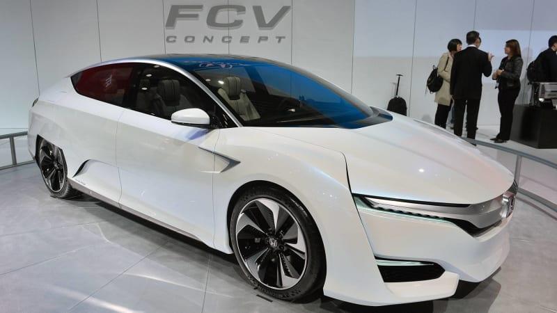 Honda gives itself room to delay FCV hydrogen car until June 2017