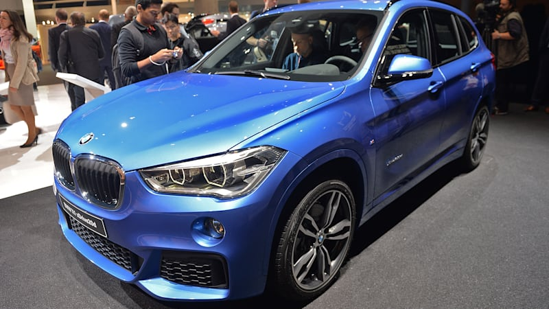 BMW X1 News, Photos and Buying Information - Autoblog