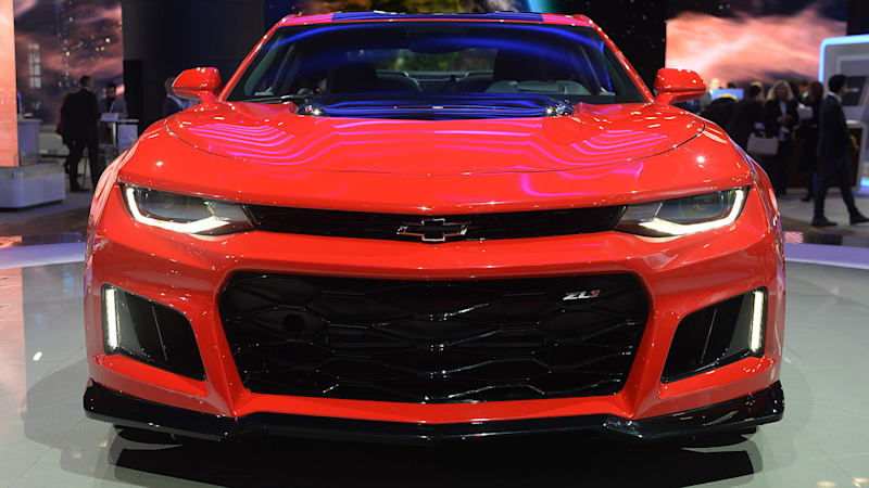 2017 chevy camaro zl1 will have 650 horsepower. Cars Review. Best American Auto & Cars Review