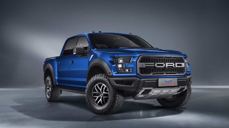 The Ford F-150 Raptor is going to China [UPDATE]