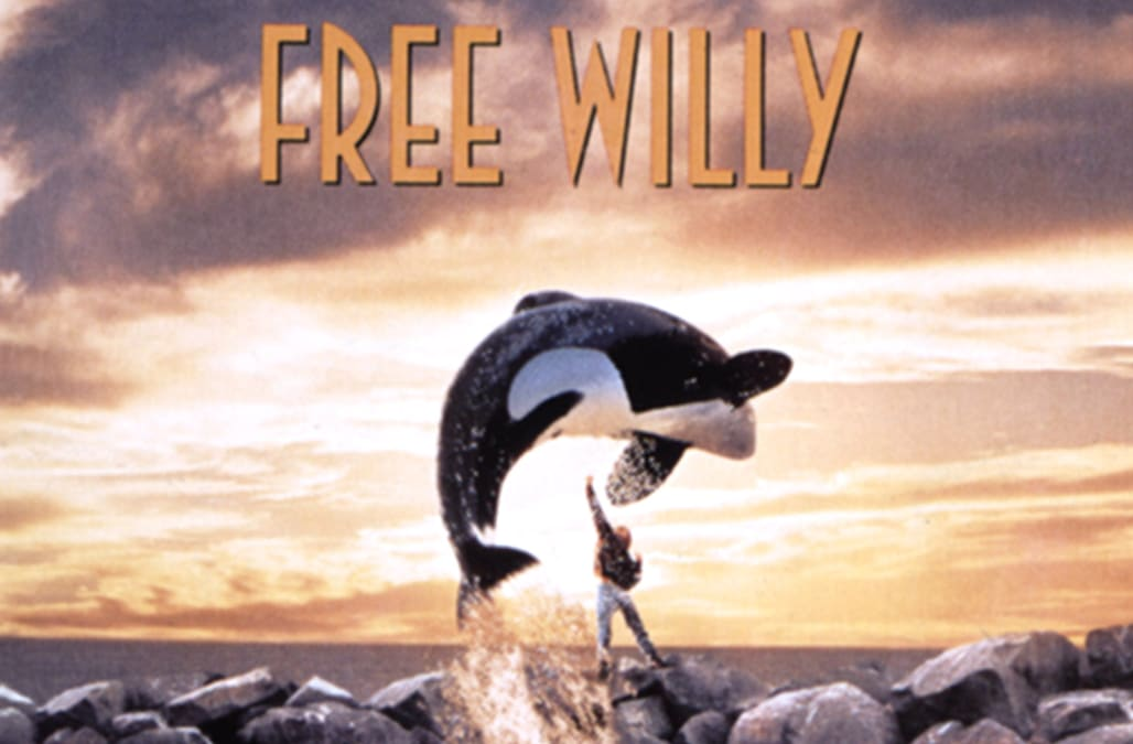 FREE WILLY -1993