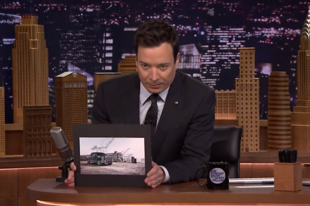 Ford F150 F Series Truck Used or New for Jimmy Fallon