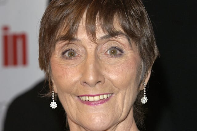 Dot Cotton actress June Brown