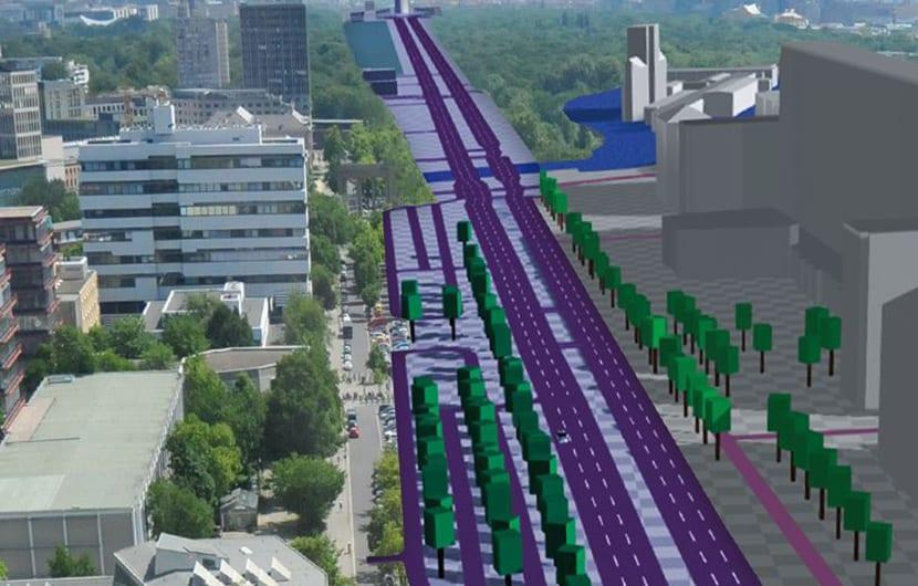 In Berlin entsteht eine Teststrecke für Zukunftsautos