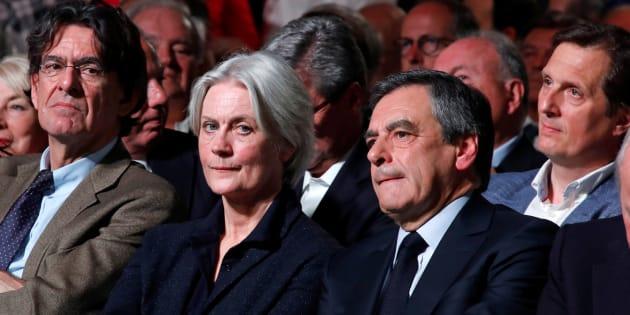 Pénélope Fillon a eu des activités rémunérées par l'Assemblée nationale dès 1982
