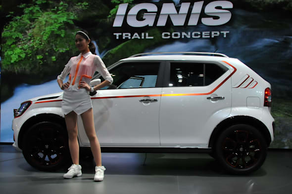 IGNIS-Trail concept