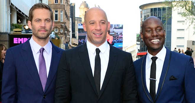 Fast & Furious 6: World Premiere: Inside Arrivals