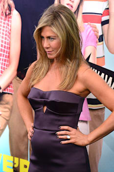 NEW YORK, NY - AUGUST 01:  Jennifer Aniston attends the 'We're The Millers' New York Premiere at Ziegfeld Theater on August 1, 2013 in New York City.  (Photo by James Devaney/WireImage)