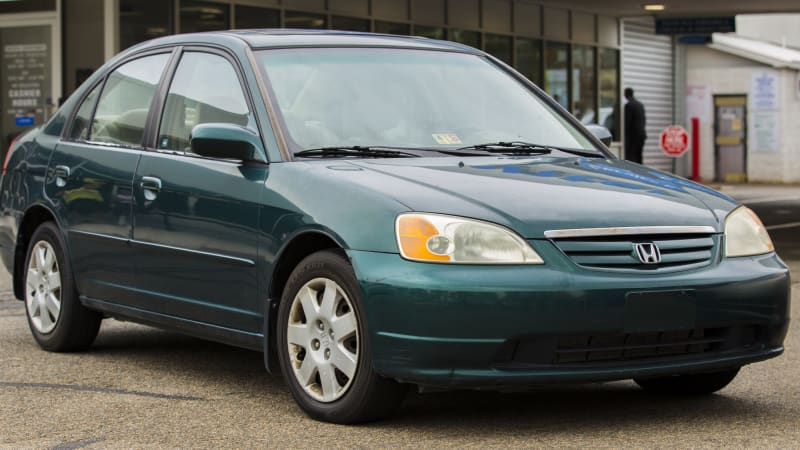 Don't drive some 2001-03 Hondas and Acuras with Takata airbags, feds say
