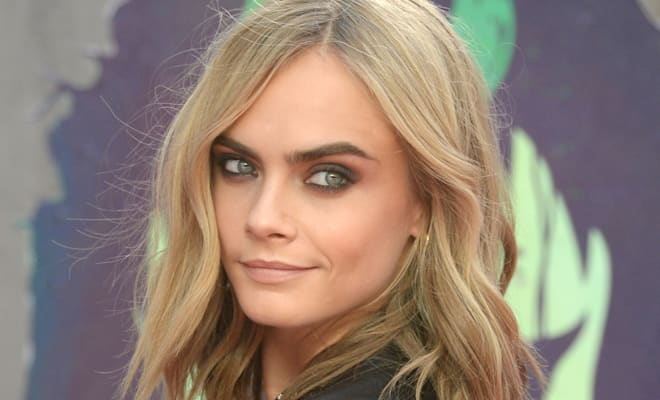 Cara Delevingne Strips Down for Esquire UK Cover Shoot