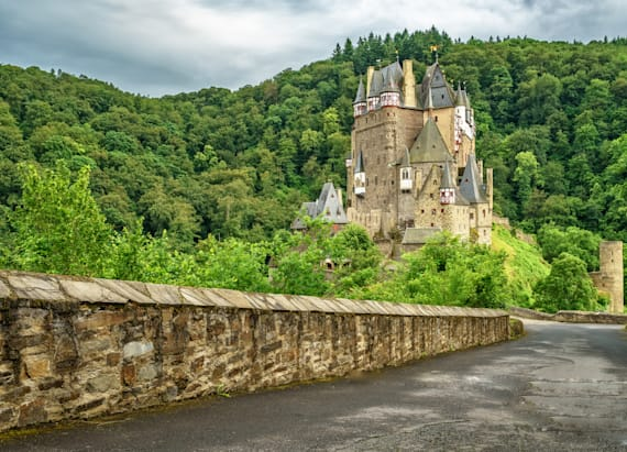 Peek at the world's most beautiful castles